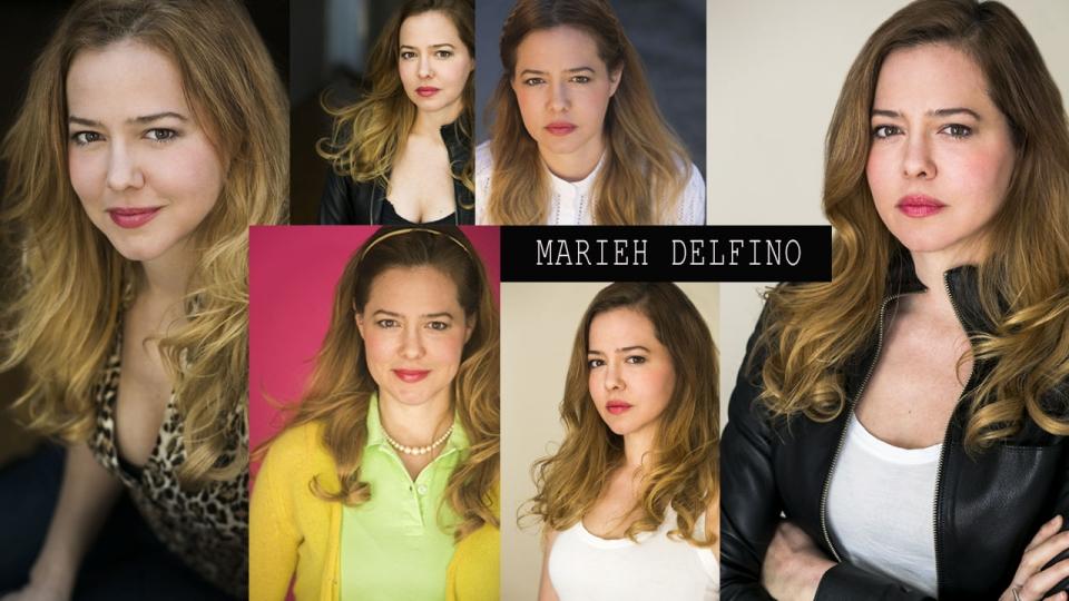 Marieh Delfino headshot by sascha knopf photography Knopfoto