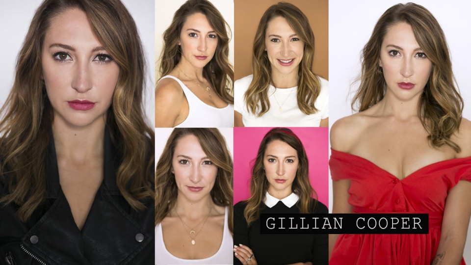 Gillian Cooper Headshots by Sascha Knopf Photography / Knopfoto