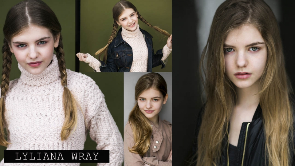 Lyliana Wray Headshot by Sascha Knopf Photography /Knopfoto
