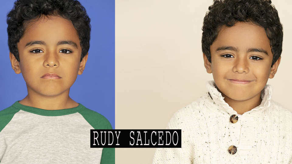 Rudy Salcedo Kids Headshots Knopfoto