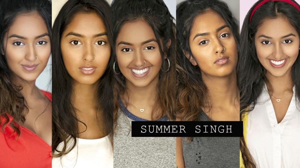 Summer Singh Headshot by Sascha Knopf Knopfoto