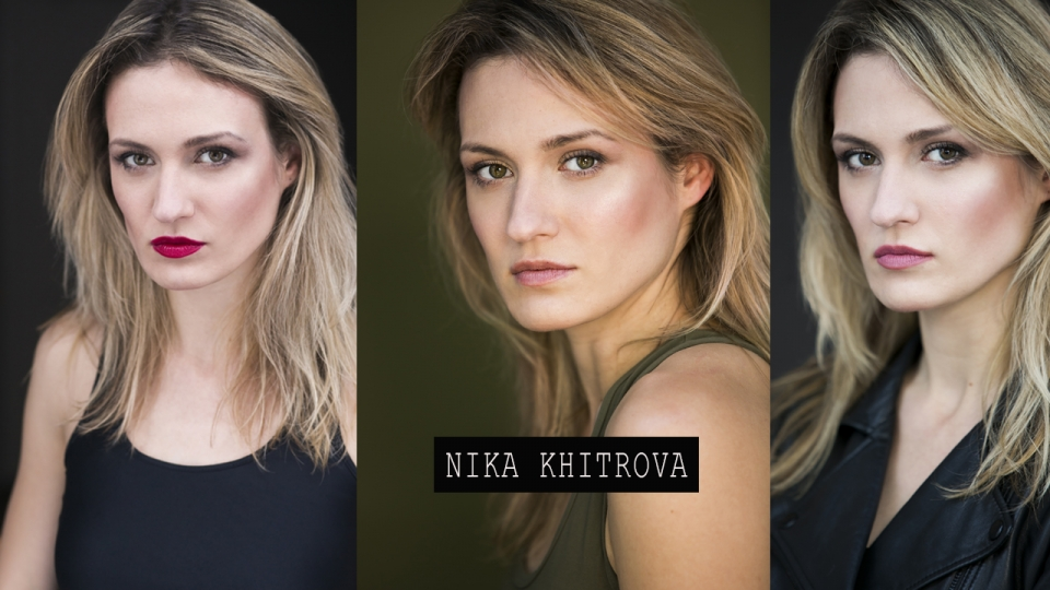 Nika Khitrova headshot by sascha knopf photography Knopfoto