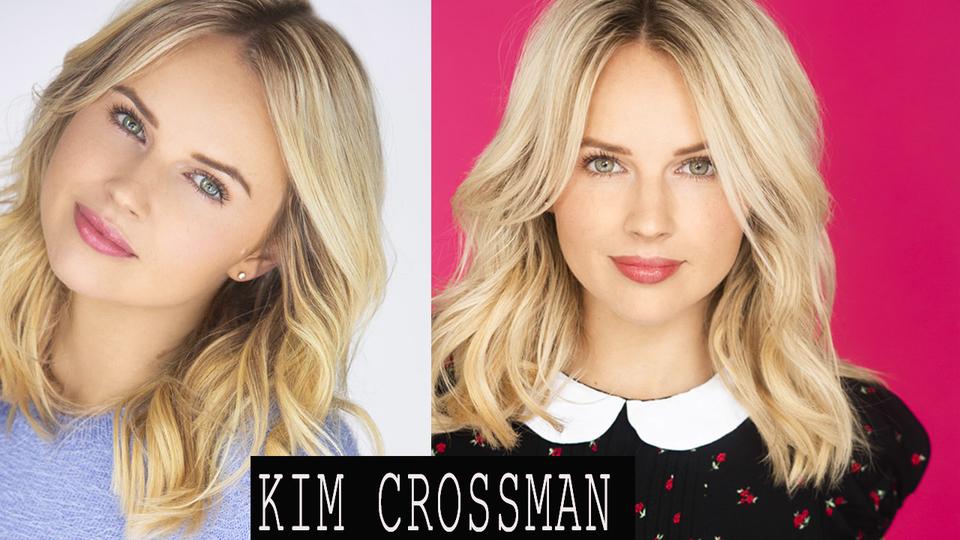 Kim Crossman Rising Star Headshots Knopfoto Sascha Knopf Headshot Photographer Los Angeles Hollywood
