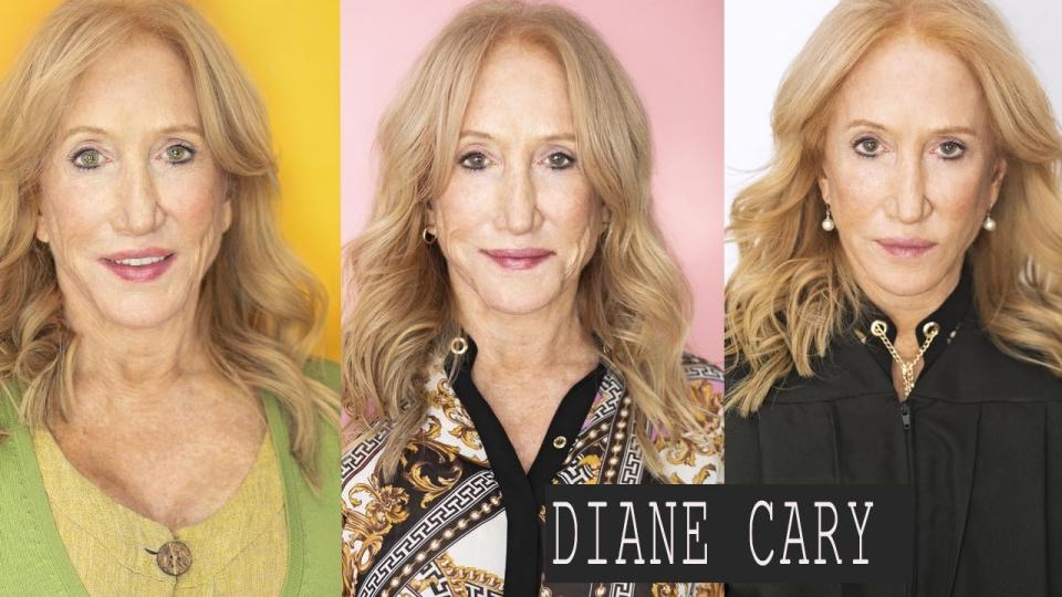 Sascha Knopf Headshot Photographer Los Angeles Hollywood Diane Cary Actress